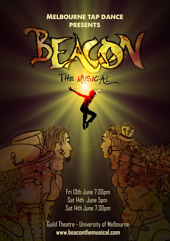 Beacon the musical - melbourne tap dance