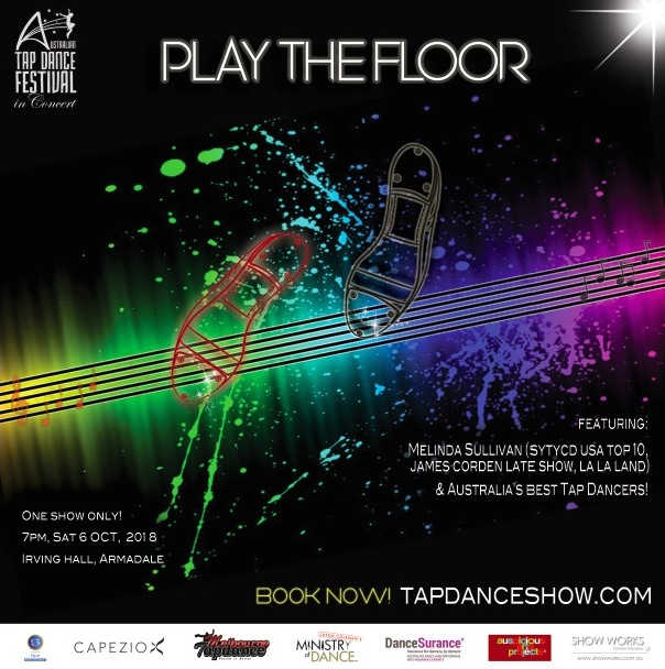 play the floor community poster armadale web